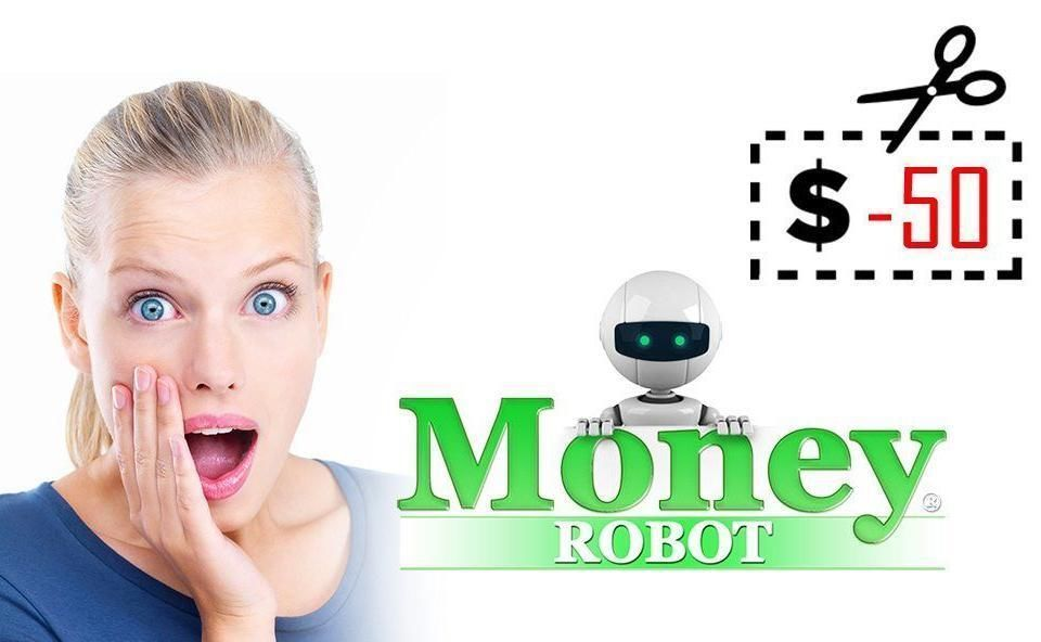 Cupom Money Robot