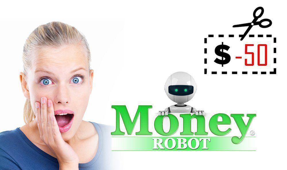 Cupom Money Robot